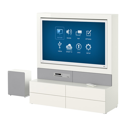 tv led di ikea uppleva recensione televisori led. Black Bedroom Furniture Sets. Home Design Ideas