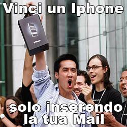 vinci un iphone